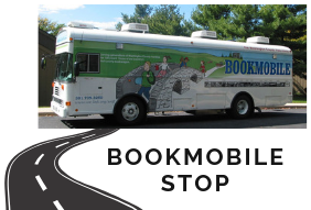 bookmobile with a road