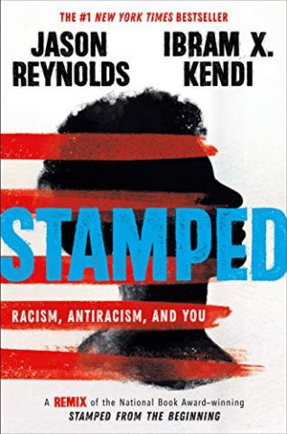 """Stamped"" - Anti-Racist Book Club for Teens"